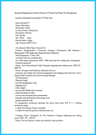 Columbia Resume Special Guides For Those Really Desire Best Business Resume