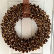 pinecone wreath how to create a pinecone wreath with easy tips pinecone