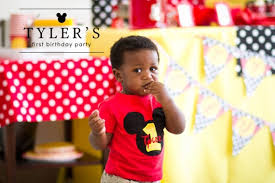 personalized large mickey mouse birthday shirt by