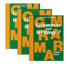 hake u0027s grammar u0026 writing grade 7 kit 1st edition stephen hake