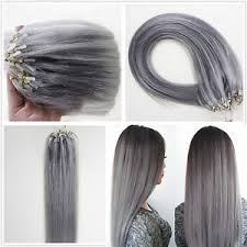 micro ring extensions easy loop micro ring tip real remy human hair extensions 16