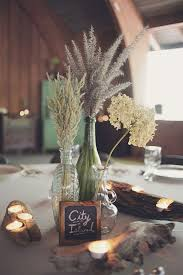 Vintage Centerpieces For Weddings by Best 25 Rustic Candle Centerpieces Ideas On Pinterest Candle