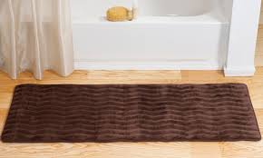 Extra Large Bathroom Rugs Remarkable Memory Foam Bath Rug Carollynn Tice Abstraction Gray