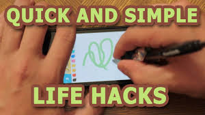 quick and simple life hacks part 1 youtube
