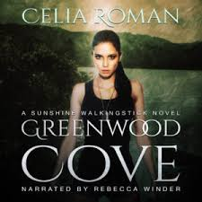 the audiobook version of greenwood cove is almost here celia