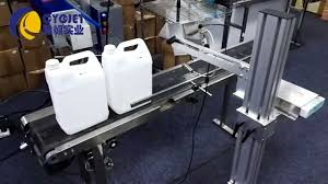 economic expiry date coding machine solution of pet bottle neck