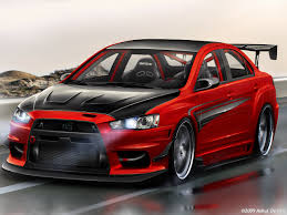 modified mitsubishi lancer 2005 mitsubishi lancer evolution x 2587349