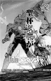 Armchair Apocrypha Fate Apocrypha Manga Fate Apocrypha Ch 17 Niadd