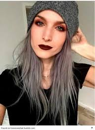 gray hair color trend 2015 12 best granny hair images on pinterest grey hair colourful