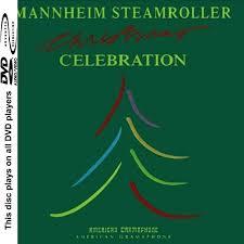 mannheim steamroller celebration dvd audio 2004