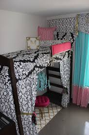 best 25 black bunk beds ideas on pinterest loft bed decorating ole miss dorm black gold tiffany pink