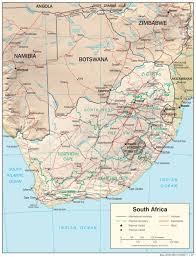 south africa u2014 central intelligence agency