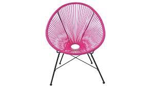 Asda Direct Armchairs Camden 3 Piece Bistro Set Pink And Orange Home U0026 Garden