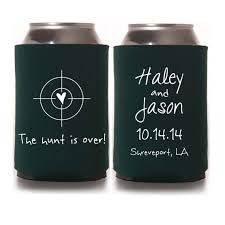 koozies for weddings wedding koozie ideas criolla brithday wedding