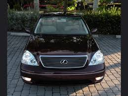lexus ls 430 for sale by owner 2002 lexus ls 430 fort myers florida for sale in fort myers fl