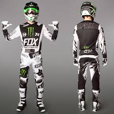 motocross jersey and pants combo fox motocross u0026 enduro mx combo fox 180 monster pro circuit