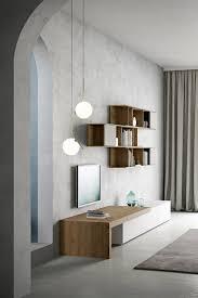 Wohnzimmerschrank Lack Die Moderne Tv Wohnwand Ist Von Novamobili Aus Italien Modern