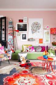 Colorful Interior Design 476 Best Colorful Home Decor Images On Pinterest Colors Spaces