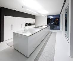 kitchen cabinets modern white top preferred home design