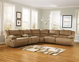 Chaise Lounges For Living Room Hogan 6 Piece Sectional Ashley Furniture Homestore