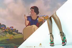 ruthie davis disney u0027s snow white shoes collection u2014 exclusive