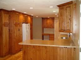 home decor rustic cherry kitchen cabinets sets design ideas