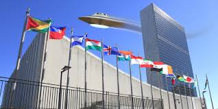 United Nation Flag Wikileaks Reveals United Nations Plan To Investigate Ufos