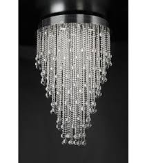 pearl chandelier lighting pearl chandelier in polished chrome with clear