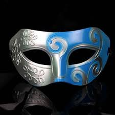 silver mardi gras mask fancy cheap silver and blue mardi gras masquerade masks egifts2u