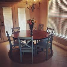 60 Round Dining Room Table James James 60