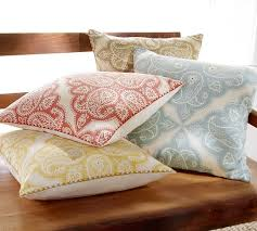 pillow cover pottery barn