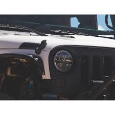 Rigid Industries 55001 Wrangler Jk Headlight Led 7