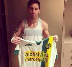 photos barcelona u0027s leo messi u0027s new tattoo on his arm we love barça