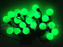 green led net lights supernight waterproof 20 led globe string globe lights with 16 4ft