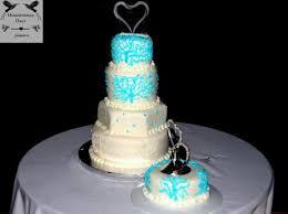 caribbean fete cyan jamaica destination wedding cake in rose hall