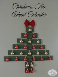 kitchen tree ideas tree advent calendar my suburban kitchen