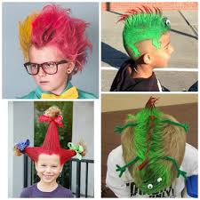 crazy hair ideas for 5 year olds boys crazy hair ideas for kids growing a jeweled rose
