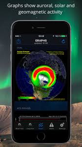 Northern Lights Forecast Alaska Northern Lights Forecast U0026 Aurora Borealis Alerts On The App Store