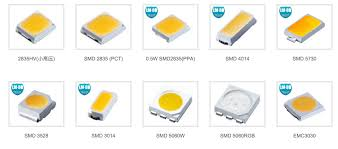 Led Light Bulb Conversion Chart by Smd Led Comparison Lumen Chart Know Differences Of Leds