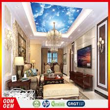 bright blue 3d ceiling wallpaper price ceiling wallpaper sky 3d