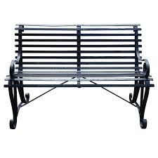 Commercial Outdoor Bench Bench Commercial Custom Metal Outdoor Park Benches Pertaining To