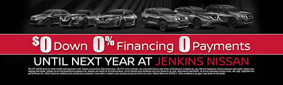 nissan finance defer payment jenkins nissan of leesburg new u0026 used nissan dealer leesburg fl