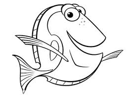 funny underwater fish coloring pages for kids cea printable