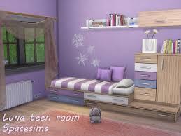 Tomboy Bedroom Spacesims U0027 Luna Teen Room