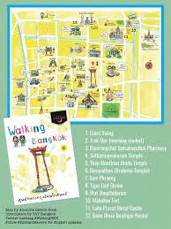 Bangkok Map Google Map Of