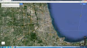Chicago City Limits Map by Chicago Illinois Map