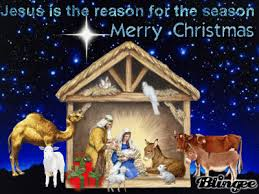 jesus is the reason for the season picture 118269635 blingee