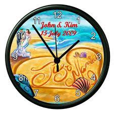 Personalized Picture Clocks Personalized Clocks U2013 Thompson Custom Gifts
