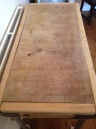secondhand catering equipment butchers and fish mongers large large butchers block large wooden butchers block wooden butchers block