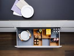clever storage versatile organizer system for contemporary kitchens